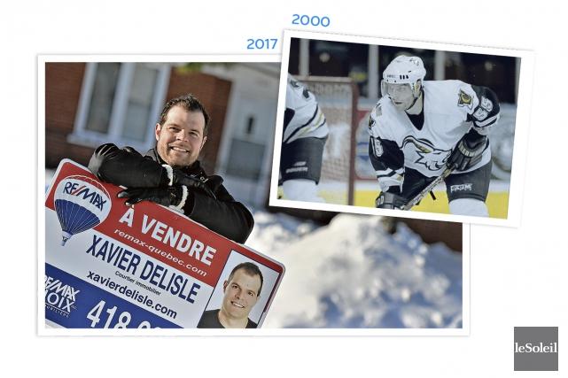 Après une carrière au hockey écourtée en raison... (Infographie Le Soleil)
