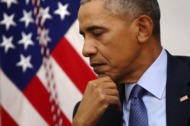Barack Obama... (PHOTO REUTERS)
