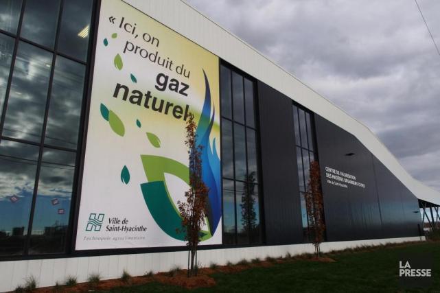 La Ville de Saint-Hyacinthe s'est lancée en 2008... (ARCHIVES LA PRESSE)