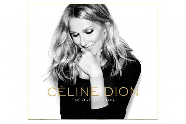 Encore un soir, de Céline Dion... (Image fournie par la maison de disques)