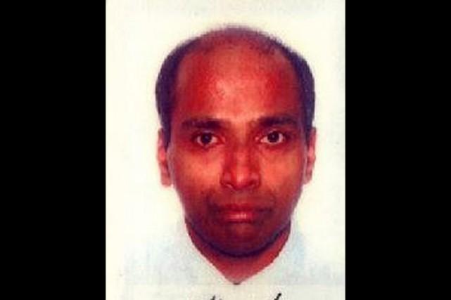 Nirmalkumar Velupillai est disparu depuis le 7janvier dernier.... (PHOTO FOURNIE PAR LA POLICE)