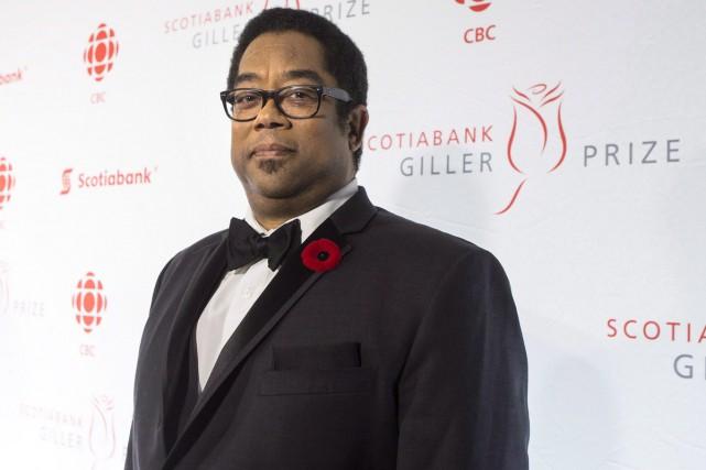 André Alexis, ancien lauréat du prix Giller, partie... (PHOTO ARCHIVES LA PRESSE CANADIENNE)