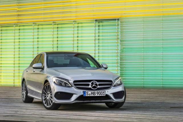 La Classe Cfigure parmi les véhicules les plus... (Photo : Mercedes-Benz)
