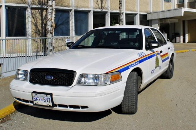 Le service de police d'Abbotsford, en Colombie-Britannique, demande l'aide de... (Photo La Presse Canadienne)