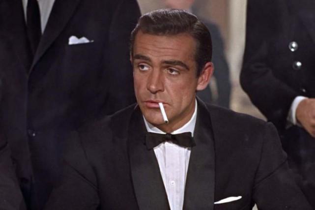 James Bond fumait surtout dans les années 60... (Wikicommons)