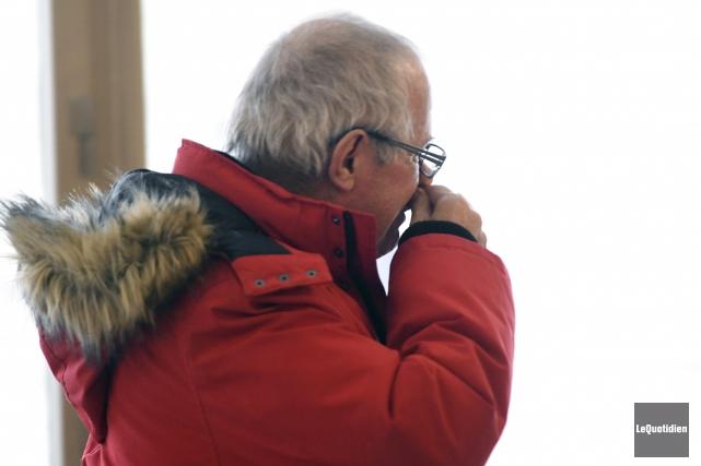 André Tremblay saura jeudi s'il purgera sa sentence... (Photo Le Quotidien, Michel Tremblay)