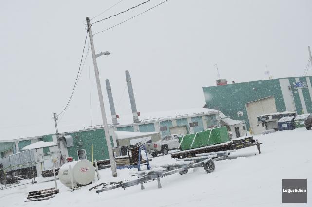 Le directeur des Ateliers de Fabrication du Saguenay,... (Photo Le Quotidien, Gimmy Desbiens)