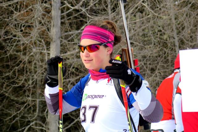 Adrianna Émond... (Photo courtoisie)