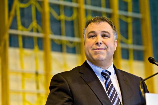 Le ministre de l'Éducation, Sébastien Proulx... (Patrick Sanfaçon, archives La Presse)