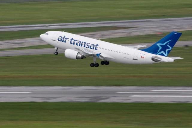 Air Transat proposera l'été prochain des vols sans escale entre Montréal et... (Photo Patrick Sanfaçon, Archives La Presse)