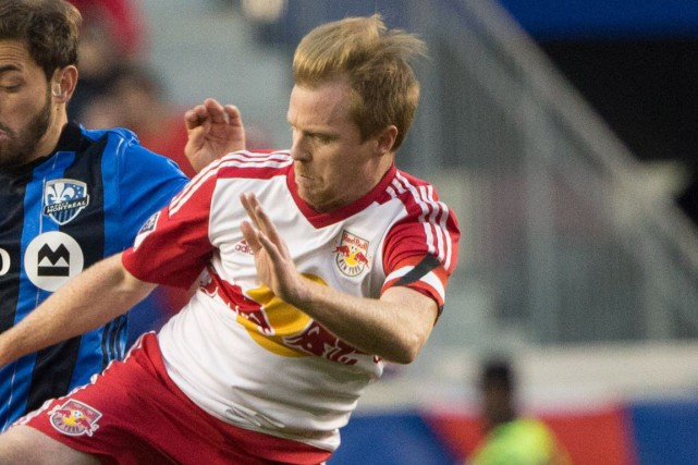 Dax McCarty... (Photo Bill Streicher, USA Today Sports)