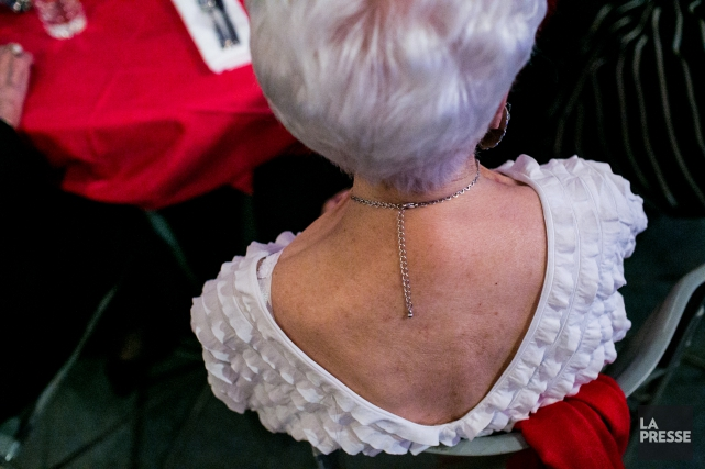 Actuellement, le coût de vie d'Agathe est d'au... (PHOTO MARTIN TREMBLAY, LA PRESSE)