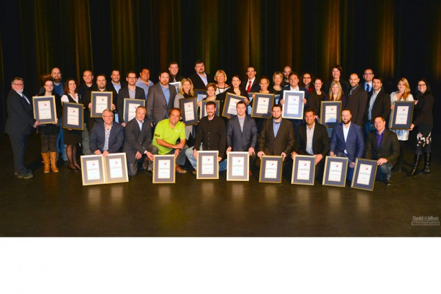 Voici les finalistes au 32e gala Radisson de...