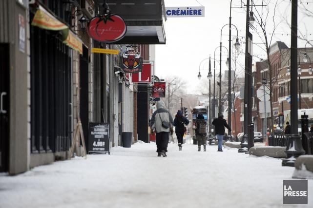 La Société de développement commercial du centre-ville de Trois-Rivières (SDC)... (Stéphane Lessard)