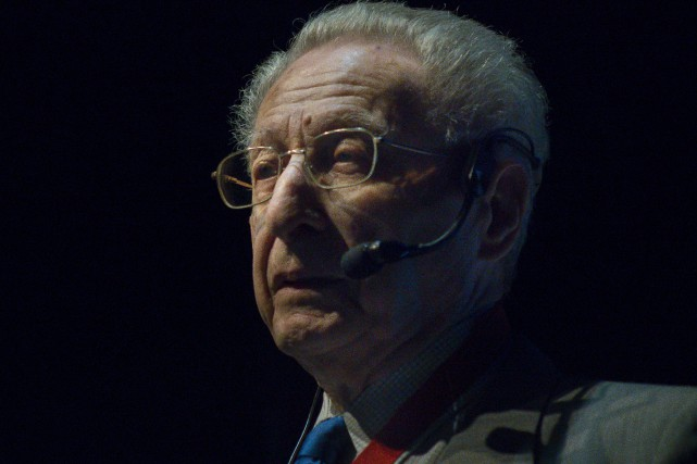 Leslie Vertes, survivant de l'Holocauste, n'a pas eu... (Spectre Média, Marie-Lou Béland)
