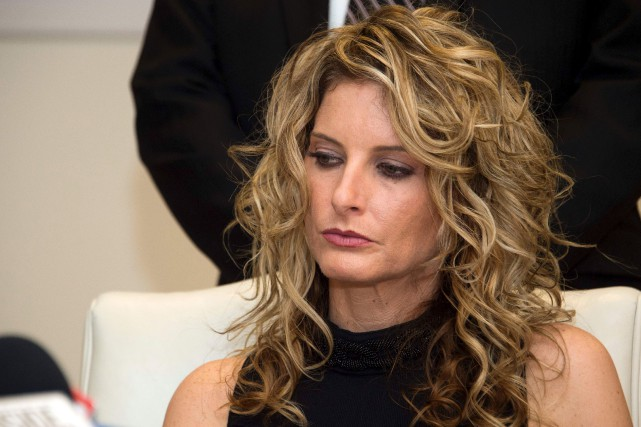 Summer Zervos avait participé à The Apprentice, animée de 2003... (AFP, Valerie Macon)