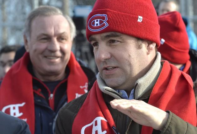 Est-ce que le propriétaire du Canadien Geoff Molson... (Spectre Média, Maxime Picard)
