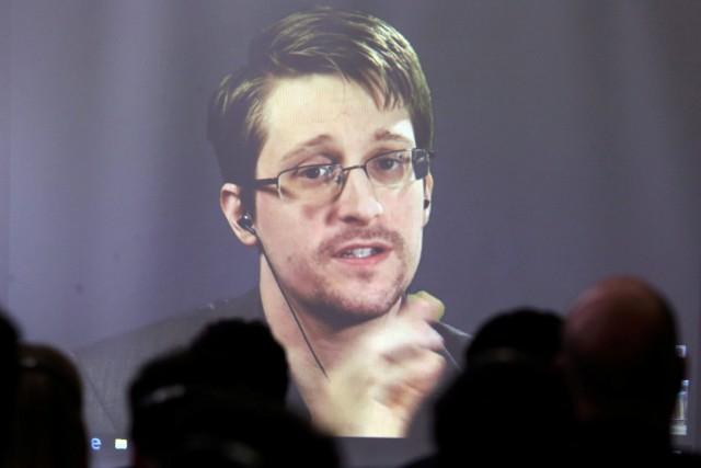 Edward Snowden vit en Russie depuis 2013.... (PHOTO ARCHIVES REUTERS)