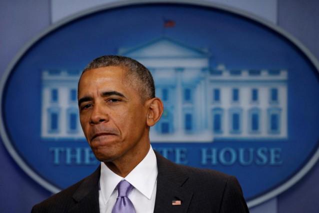 Le président américain Barack Obama a annoncé hierqu'il... (Photo Kevin Lamarque, REUTERS)
