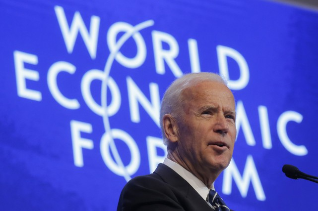 Joe Biden... (Photo Michel Euler, Associated Press)