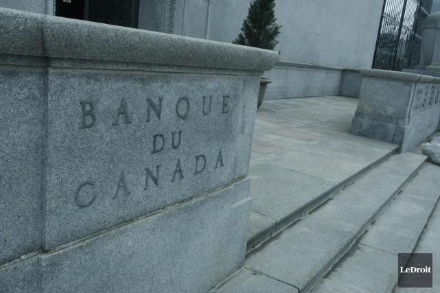 La Banque juge que le degré d'assouplissement monétaire... (PHOTO ARCHIVES LEDROIT)