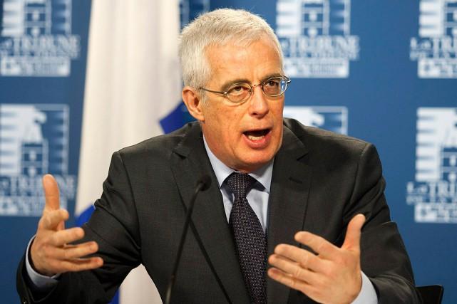 Le commissaire à l'éthiqueJacques Saint-Laurent.... (Jacques Boissinot, archives PC)