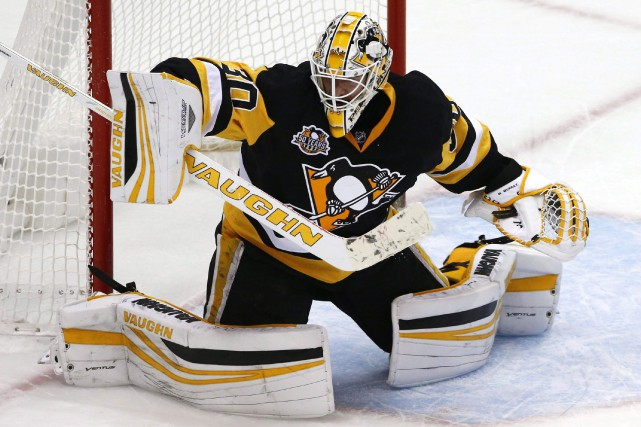 Matt Murray... (Photo Gene J. Puskar, AP)