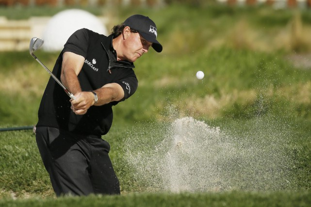 Phil Mickelson... (Photo Eric Risberg, archives AP)