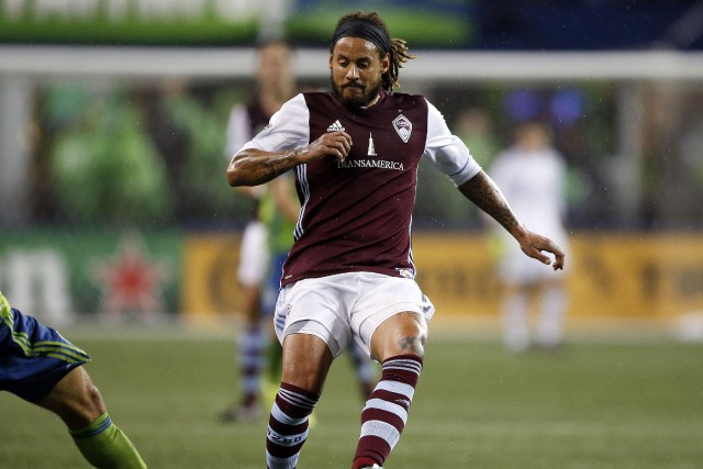Jermaine Jones... (Photo Jennifer Buchanan, USA Today Sports)