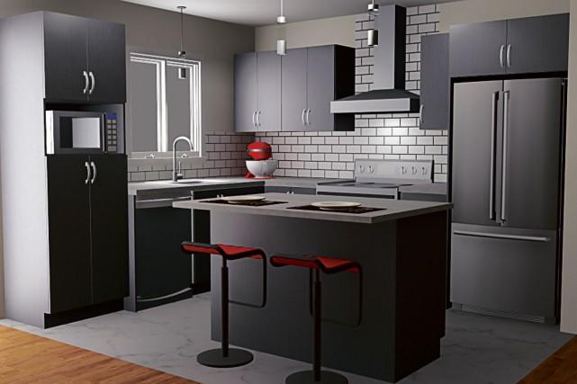 Mathurin Express propose des cuisines contemporaines, fabriquées avec... (Fournie par Mathurin)
