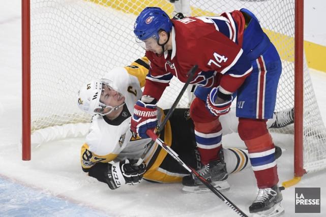 Relisez le clavardage du match entre le Canadien et les Penguins de Pittsburgh... (PHOTO BERNARD BRAULT, LA PRESSE)