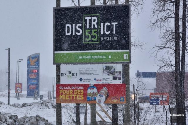 Deux projets de gare sont présentement sur la... (François Gervais, Le Nouvelliste)
