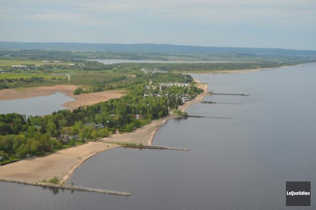 Le lac Saint-Jean... (Archives Le Quotidien, Marc St-Hilaire)