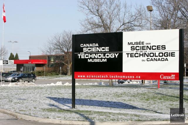 Le musée des sciences et de la technologie... (Archives, Le Droit)
