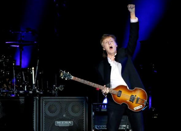 Paul McCartneya demandé à Sony ATV Music Publishing... (Photo Mario Anzuoni, REUTERS)