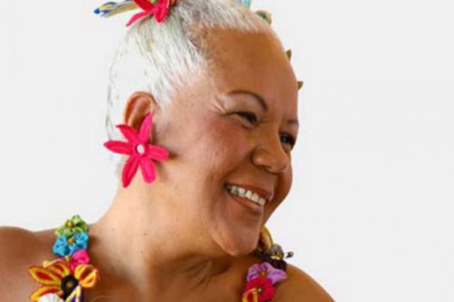 La chanteuse brésilienne Loalwa Braz Vieira, interprète du... (LoalwaBraz.com)