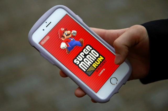 Parmi les nouvelles annoncées jeudi, Nintendo a confirmé... (Photo Kim Kyung-Hoon, REUTERS)