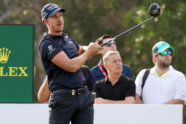 Henrik Stenson... (Photo Nezar Balout, AFP)