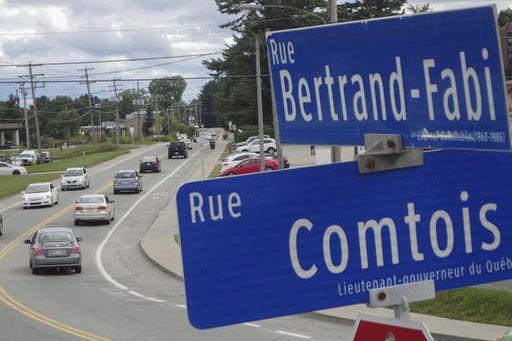 L'étude pour recenser les déplacements sur le boulevard Bertrand-Fabi, dans le...
