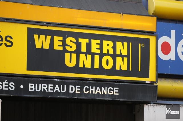 Western union épinglé pour ses manquements dans une vaste