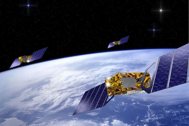 Le problème n'affecterait toutefois en rien la fiabilité... (Illustration d'archives de l'Agence spatiale européenne)