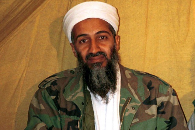 Oussama ben Laden a été tué au Pakistan... (PHOTO ARCHIVES AP)