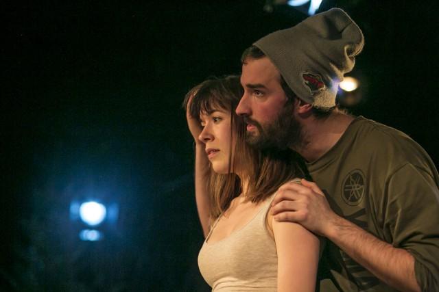 Sarah Villeneuve-Desjardins et Marc-Antoine Marceau prennent part à... (Cath Langlois Photographe)
