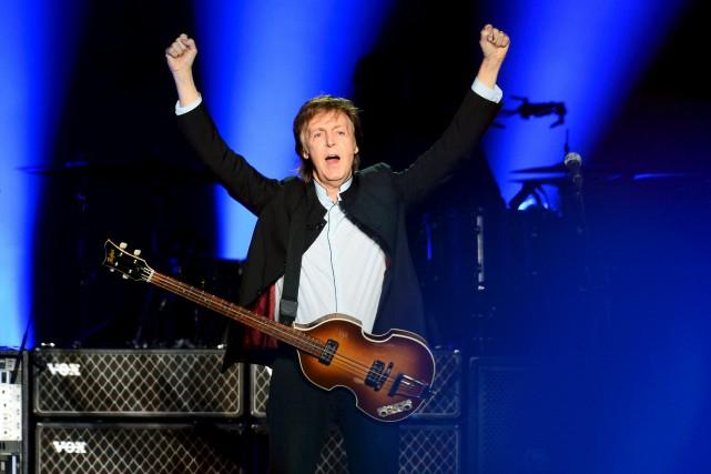 Paul McCartney vient d'engager une importante bataille judiciaire.... (Archives AFP)