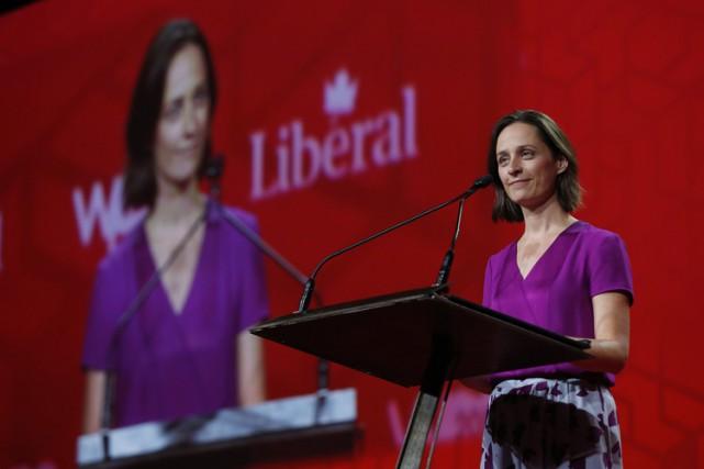 La présidente du du Parti libéral du Canada,... (THE CANADIAN PRESS)