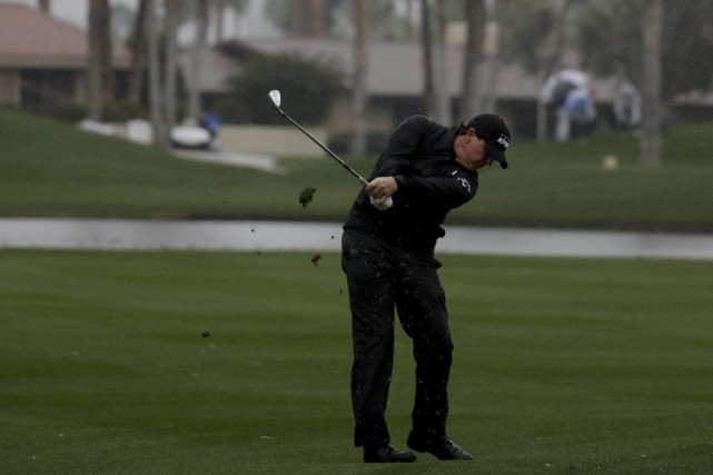 Phil Mickelson... (PHOTO AP)