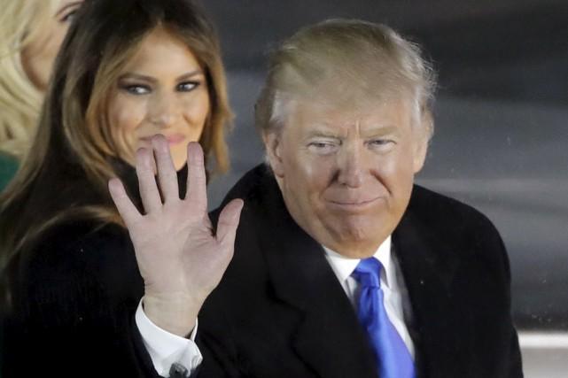 DonaldTrump ment plus que la moyenne des politiciens,... (AP)