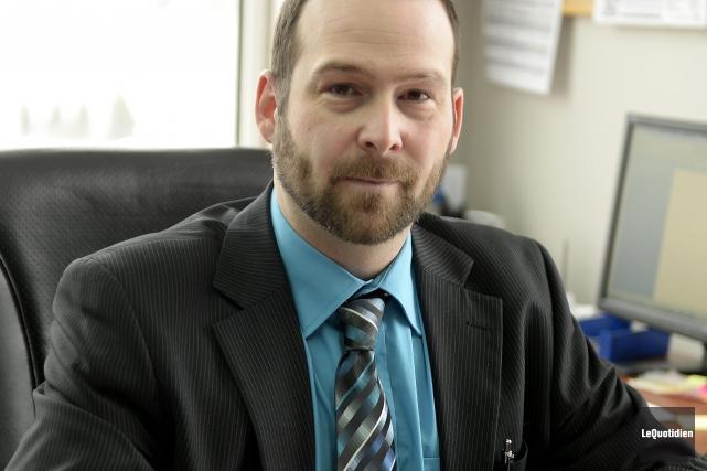 Me Adam Minier, avocat et médiateur de la... (Le Quotidien, Jeannot Lévesque)