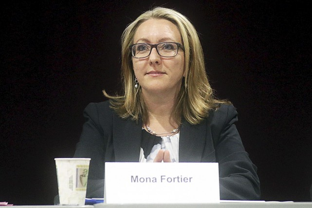 Mona Fortier a travaillé avec Mauril et Catherine... (Etienne Ranger, archives Le Droit)