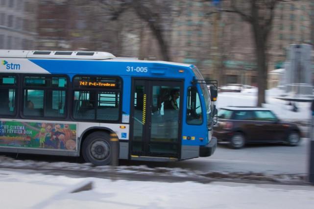 Selon les données de Projet Montréal, c'est sur... (Photo André Pichette, archives La Presse)